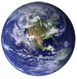 Image of planet Earth - our world.